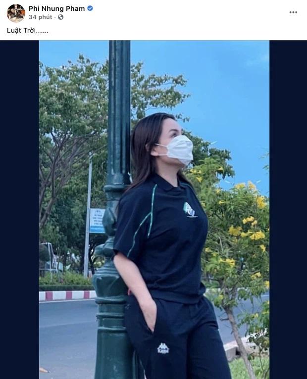 Sau clip 'náo loạn' MXH của gia đình Hồ Văn Cường, Phi Nhung viết 2 từ lên Facebook thôi mà gây xôn xao dư luận - Ảnh 1