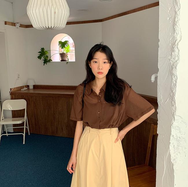 Mách nàng công sở cách chọn màu sắc áo sơ mi thật chuẩn để dáng gầy đi, da trắng trẻo - Ảnh 2