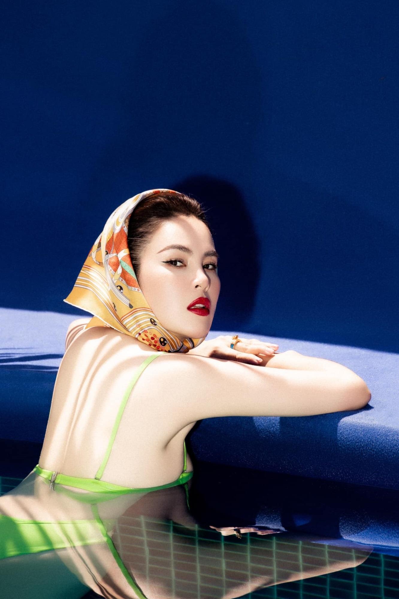 Hoa hậu Quý bà Phương Lê tố một NTK 'chơi dơ', thuê biệt thự để 'làm màu' câu view, CĐM gọi tên Thái Công - Ảnh 6