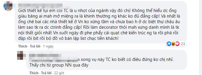 Hoa hậu Quý bà Phương Lê tố một NTK 'chơi dơ', thuê biệt thự để 'làm màu' câu view, CĐM gọi tên Thái Công - Ảnh 4