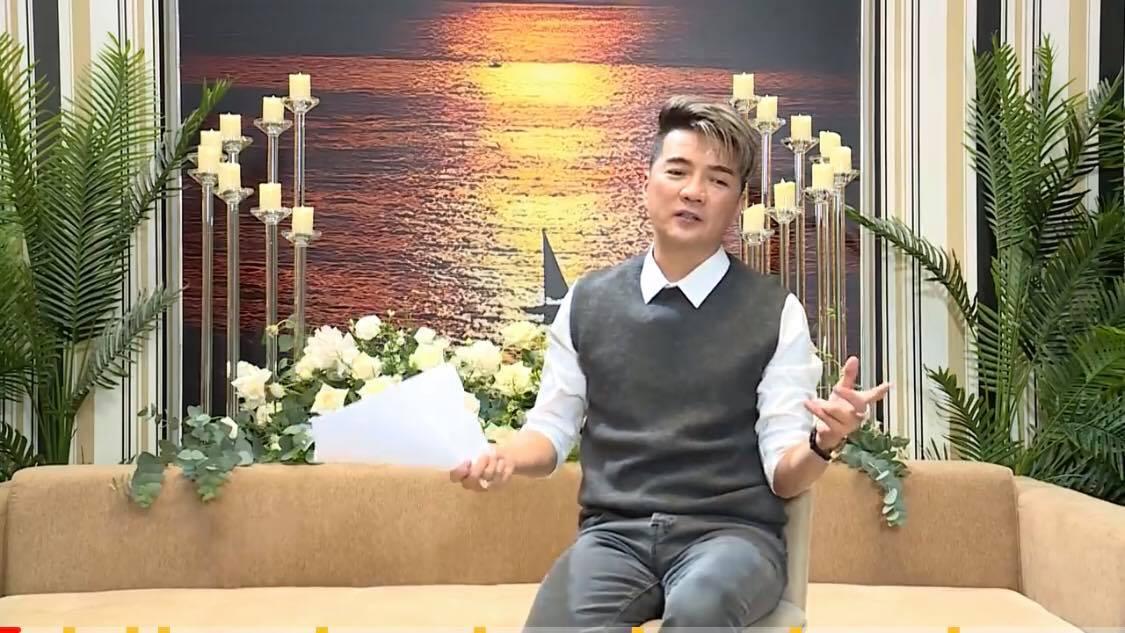 Đàm Vĩnh Hưng: 'Tôi tin anh Hoài Linh có cách giải quyết, mong mọi người bao dung hơn chút xíu' - Ảnh 1