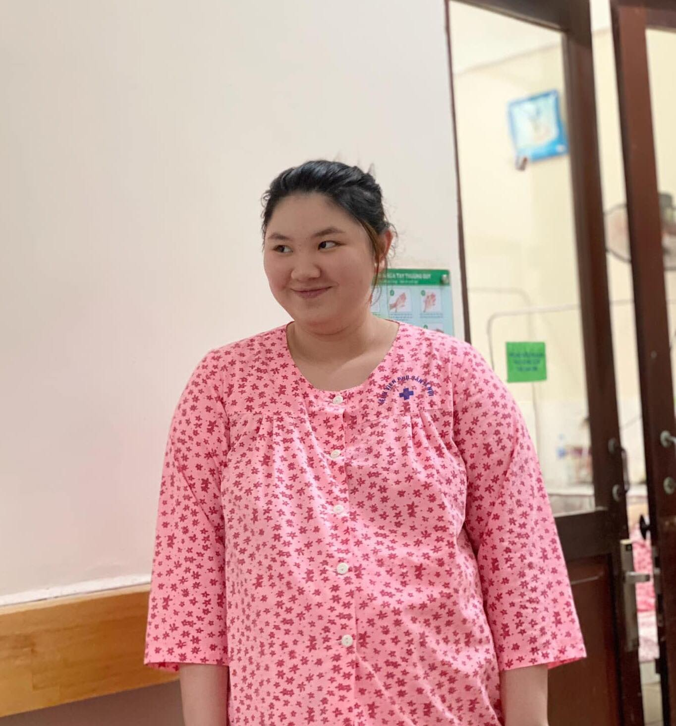Mẹ bỉm nặng cả 100kg lúc mang bầu, xấu đến nỗi chồng không nhận ra và màn giảm cân 'thần tốc' khiến cả MXH chao đảo - Ảnh 2
