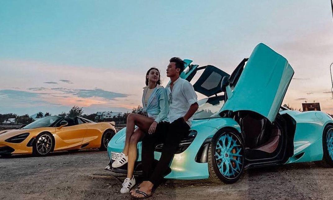 Bùi Tiến Dũng 'quên' chúc mừng tuyển Việt Nam, anti-fan bới móc: 'Chắc lo đi đóng quảng cáo... khoe siêu xe chục tỷ...' - Ảnh 7
