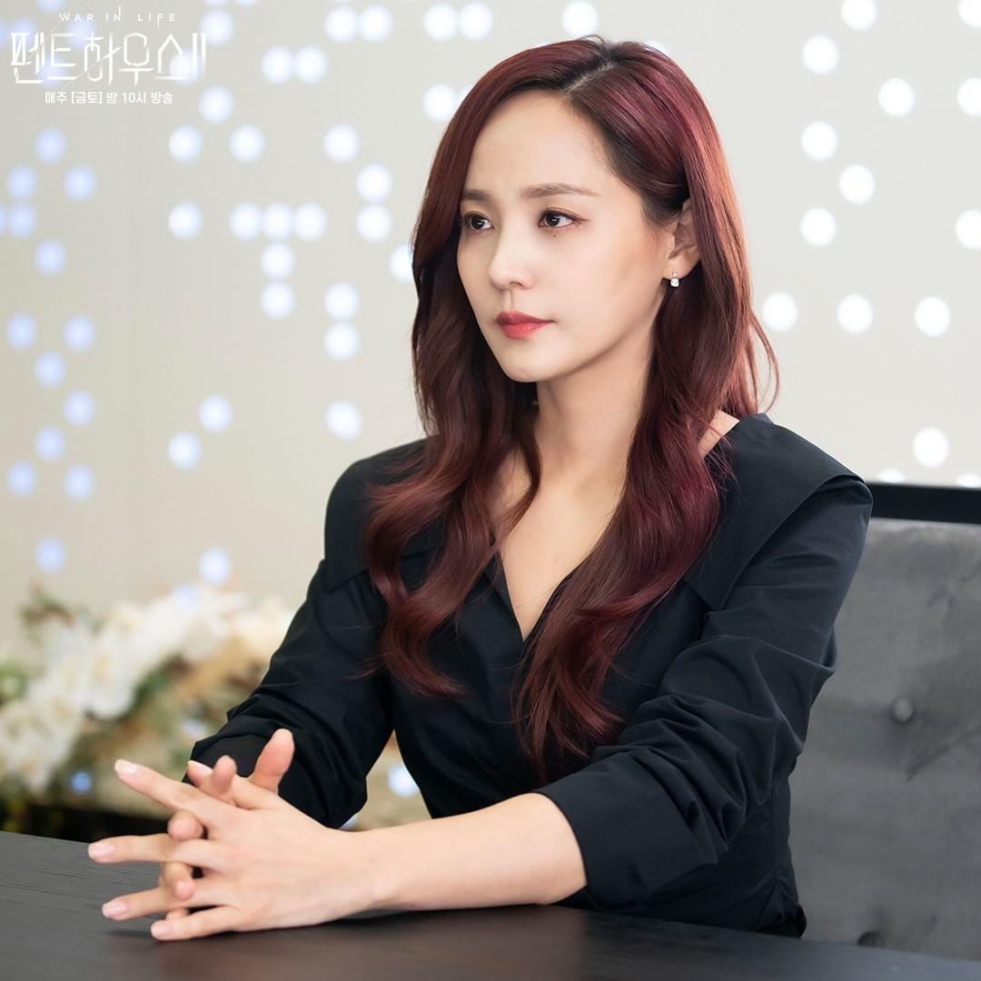 4 màu tóc nhuộm đang hot rần rần trong phim Hàn, chị em áp dụng thì độ sang chảnh lên một tầm cao mới - Ảnh 7