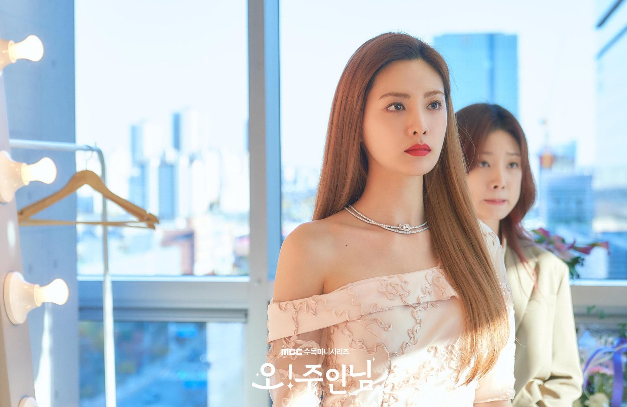 4 màu tóc nhuộm đang hot rần rần trong phim Hàn, chị em áp dụng thì độ sang chảnh lên một tầm cao mới - Ảnh 2