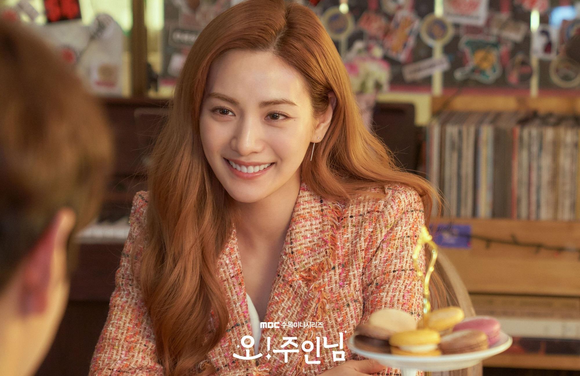 4 màu tóc nhuộm đang hot rần rần trong phim Hàn, chị em áp dụng thì độ sang chảnh lên một tầm cao mới - Ảnh 3