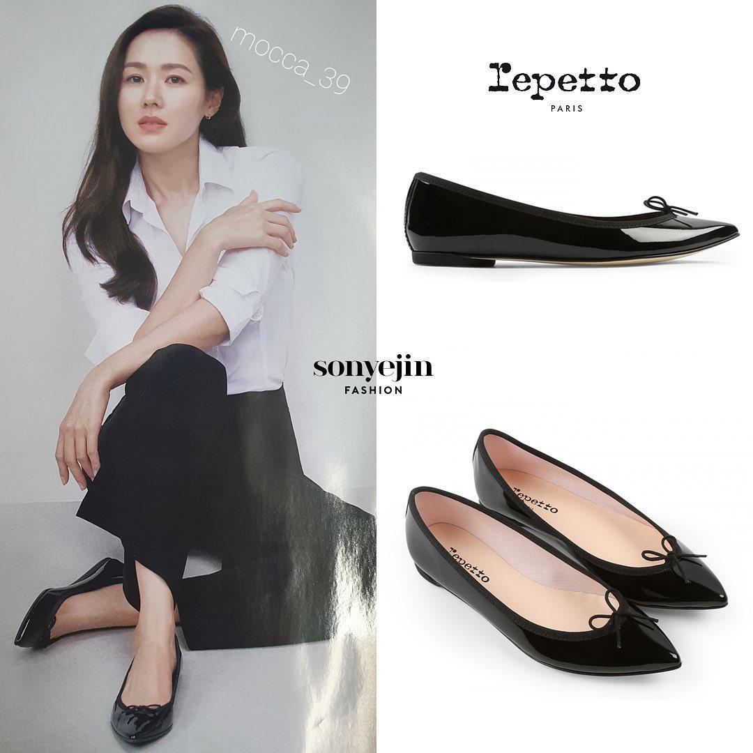 Kiểu giày chân ái của Son Ye Jin: Diện lên vừa hack dáng lại thanh lịch, style công sở sang hơn mấy phần - Ảnh 6