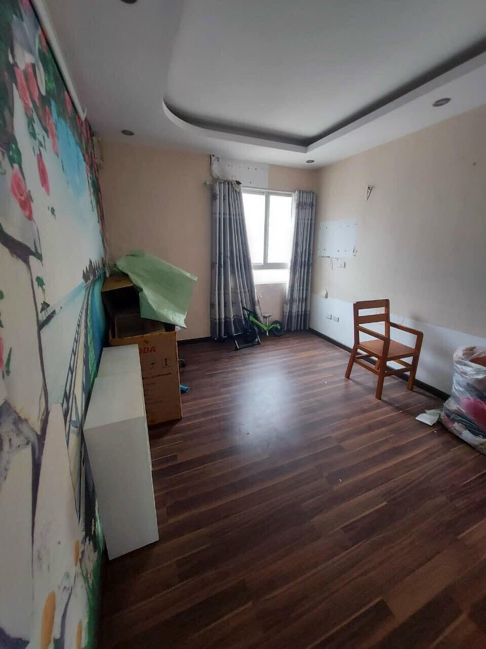 Trước khi lên đường đi đẻ, mẹ bầu Hà Thành 'biến hoá' căn hộ cũ đẹp hoài cổ đan xen hiện đại rất đặc biệt - Ảnh 15