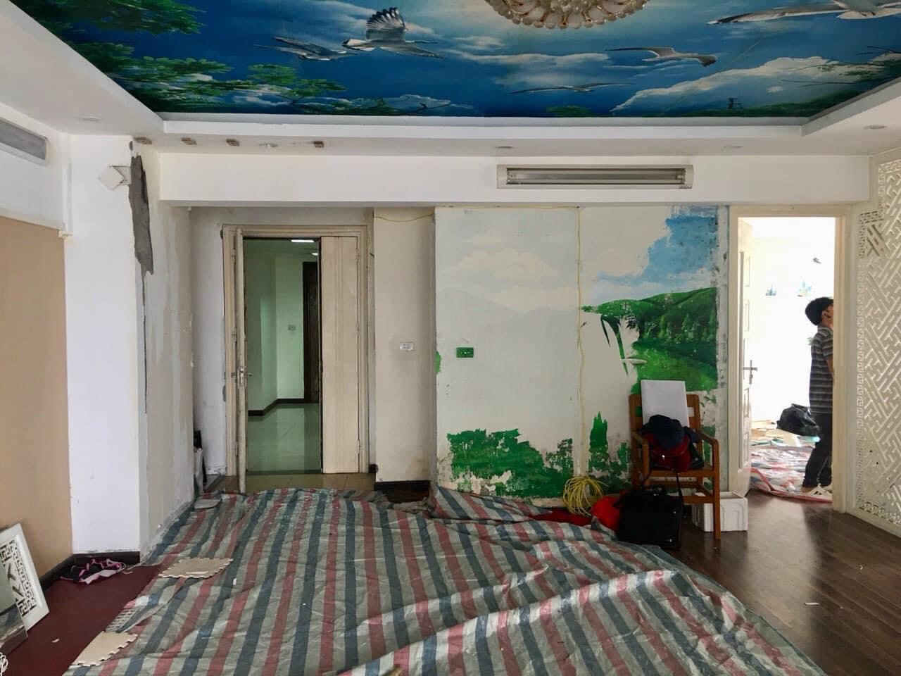 Trước khi lên đường đi đẻ, mẹ bầu Hà Thành 'biến hoá' căn hộ cũ đẹp hoài cổ đan xen hiện đại rất đặc biệt - Ảnh 13