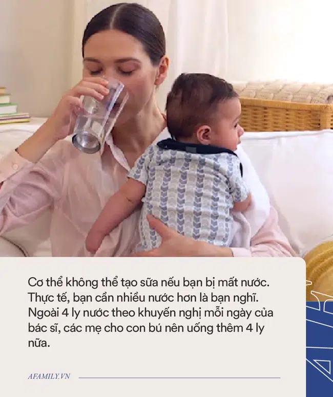 Không phải thuốc lợi sữa, đây là 7 cách tự nhiên giúp mẹ có nhiều sữa cho con bú hơn - Ảnh 2