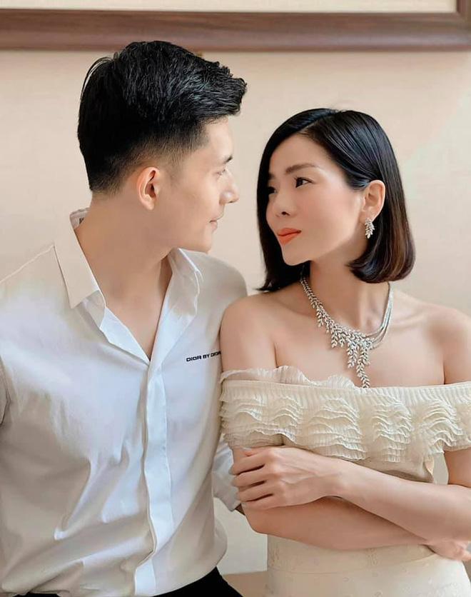 Bị cà khịa 'bà già vớ được trai đẹp', Lệ Quyên 'vỗ mặt' không kiêng nể nhưng Lâm Bảo Châu lại ngó lơ - Ảnh 1