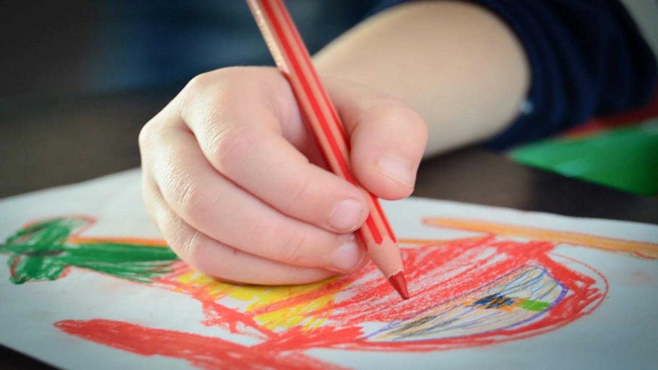 Tại sao vẽ lại quan trọng đối với sự phát triển của con bạn! - Ảnh 1