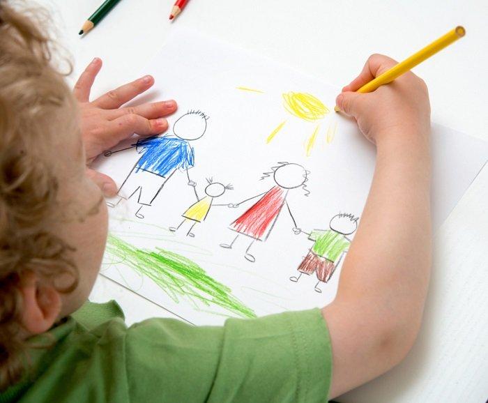 Tại sao vẽ lại quan trọng đối với sự phát triển của con bạn! - Ảnh 2
