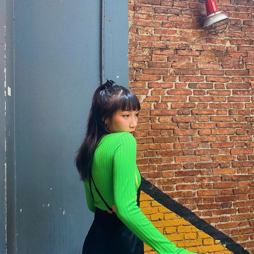 Thần thái của con gái Mỹ Linh quá xuất sắc: Để tóc nào cũng đẹp, kiểu khó nhằn đến mấy cũng cân được tuốt - Ảnh 9