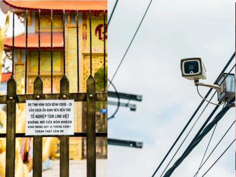 Bí ẩn xung quanh Đền thờ Tổ nghiệp của NS Hoài Linh: Camera bố trí dày đặt, con muỗi cũng khó chui lọt, hiếm khi thấy danh hài - Ảnh 4
