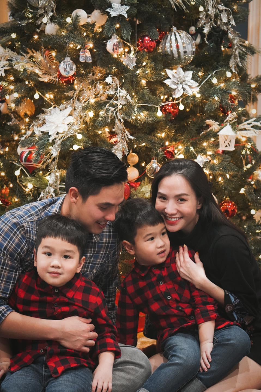 3 cặp song sinh rich kid đáng yêu nhất của các gia đình Việt, toàn 'nam thần nhí' khiến team bỉm sữa thích mê - Ảnh 3