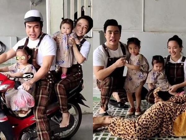 Giãn cách xã hội, Lê Dương Bảo Lâm vẫn đưa gia đình 'đi sở thú' vì: 'Từ lúc đẻ đến giờ Bảo Ngọc chưa được đi đâu chơi'