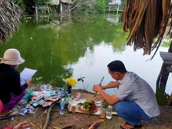 Đồng Nai: Bé trai tử vong do rơi xuống ao gần quán ăn