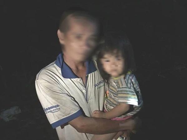 Nghi vấn cha tâm thần bỏ lại con gái sau khi có ý định ôm con tự tử ở An Giang