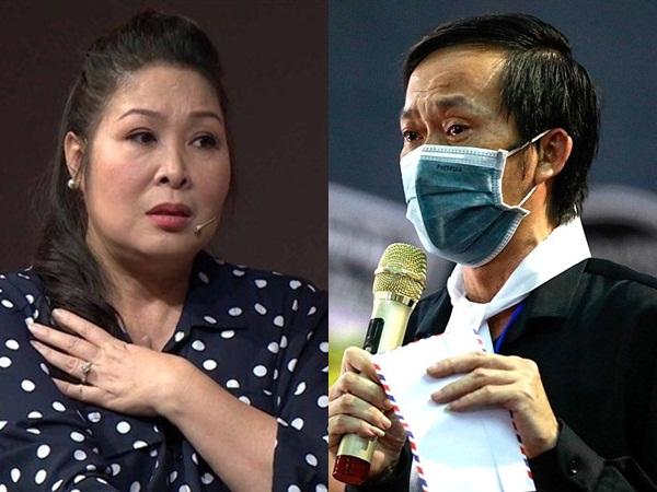 Bố danh hài Hoài Linh mất, nghệ sĩ Hồng Vân gửi lời chia buồn còn 'xin' cộng đồng mạng điều này