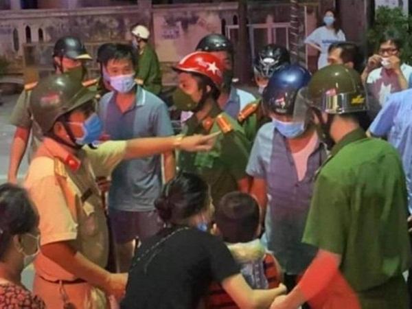 Công an huyện Hậu Lộc khẳng định: Thông tin cháu bé 8 tuổi bị 'quấn băng dính quanh cơ thể, bắt cóc' là không chính xác!