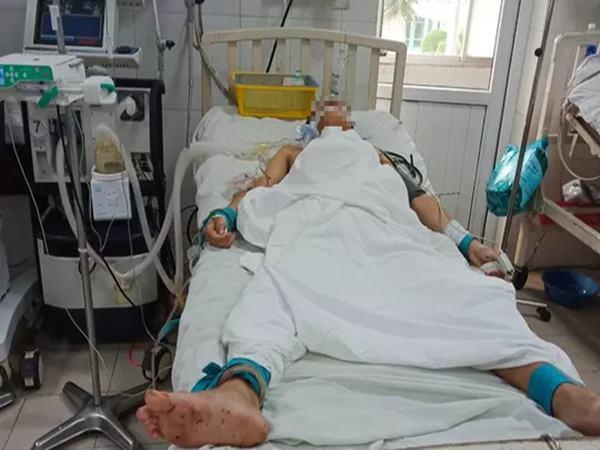 Vụ án mạng kinh hoàng tại quán nhậu ở Quảng Nam: Cơ quan chức năng tích cực canh gác đề phòng đối tượng tự tử
