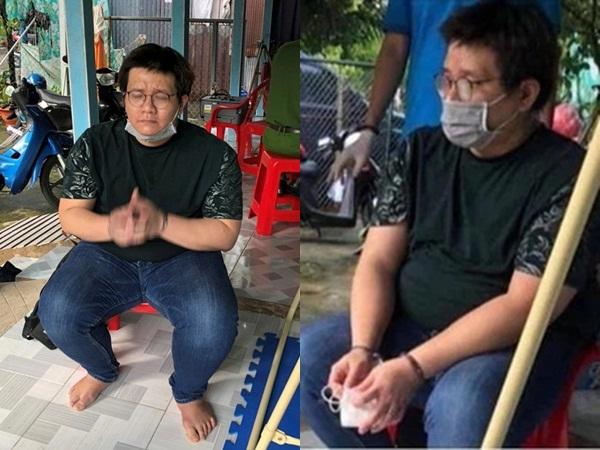 """Khám xét nơi ở của """"cậu IT"""" Nhâm Hoàng Khang tại TP.HCM: Cơ quan công an thu giữ nhiều tài liệu có liên quan"""