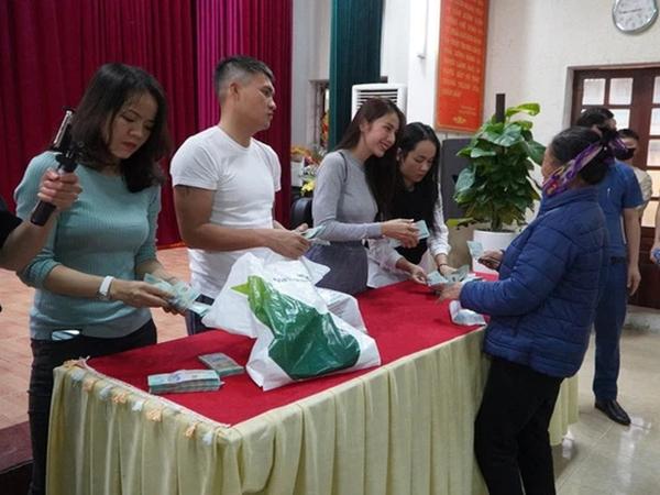 Nghệ An tiếp tục rà soát lại số tiền từ thiện chênh lệch của ca sĩ Thủy Tiên nhưng chưa có danh sách người nhận
