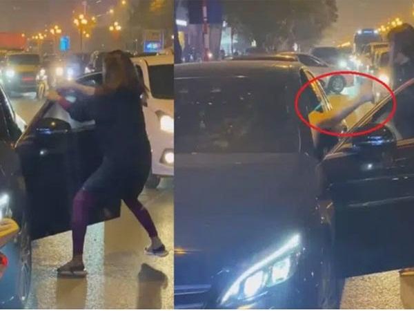 Người vợ trong vụ chặn đầu xe Mercedes đánh ghen lên tiếng tiết lộ nhiều sự thật bất ngờ