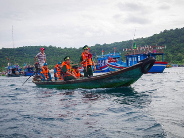 Phát hiện 12 trường hợp nhập cảnh trái phép từ Campuchia vào Việt Nam