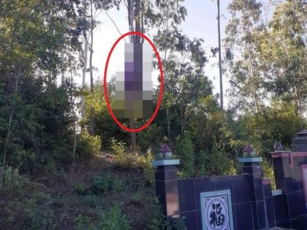 Kinh hoàng phát hiện hai thi thể treo cổ cách nhau 20 km trong cùng buổi sáng ở Quảng Nam