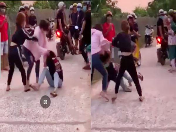 Nữ sinh lớp 7 bị xâm hại còn bị 30 người vây đánh ghen hội đồng