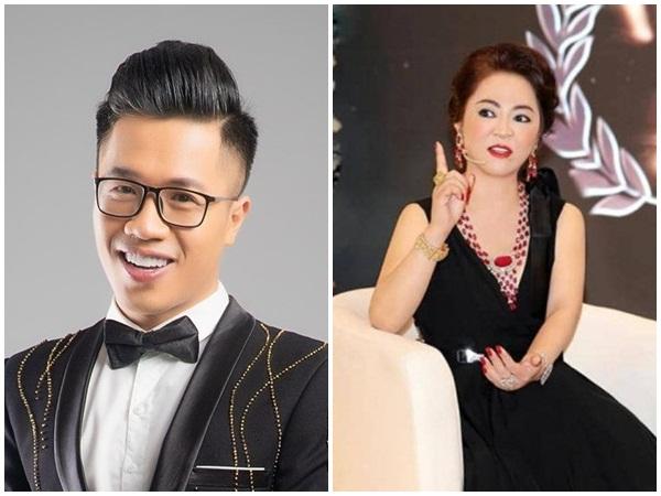 MC Quốc Bình hỏi 'gắt' bà Nguyễn Phương Hằng: Nghệ sĩ không chữa bệnh nan y, sao bắt họ lên tiếng?