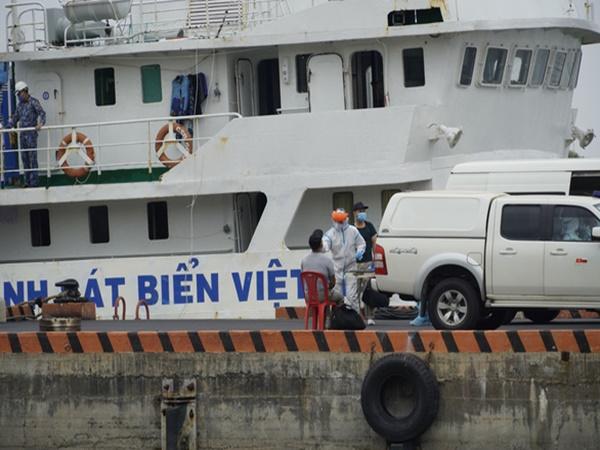 Vụ 5 thủy thủ tàu dương tính Covid-19 tại Bà Rịa - Vũng Tàu: Tàu khởi hành từ Trung Quốc