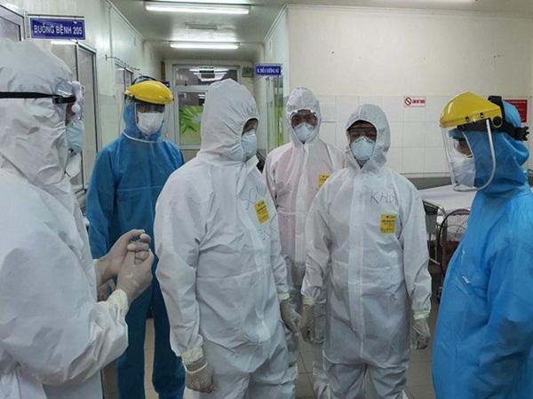 Hà Nội: Đã có kết quả xét nghiệm ca F1 tại Bệnh viện Phụ sản Trung ương