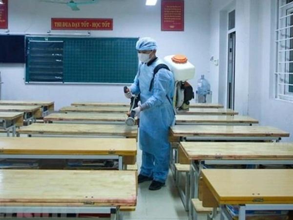 Hải Dương: Gần 90 học sinh tiểu học cách ly tại nhà vì liên quan đến 'ổ dịch' Bệnh viện Bệnh nhiệt đới T.Ư
