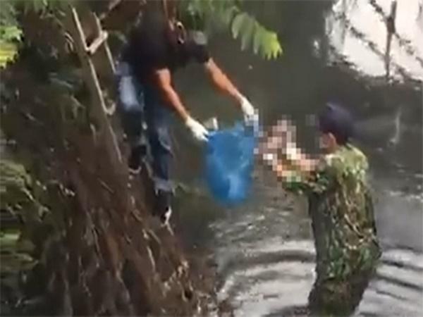 Xót xa thi thể trẻ sơ sinh còn nguyên dây rốn bên bờ suối ở Quảng Ninh