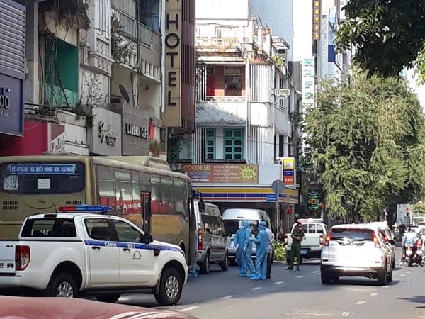 TP.HCM: Phát hiện hơn chục người Trung Quốc nghi nhập cảnh trái phép, đang lưu trú tại quận 1