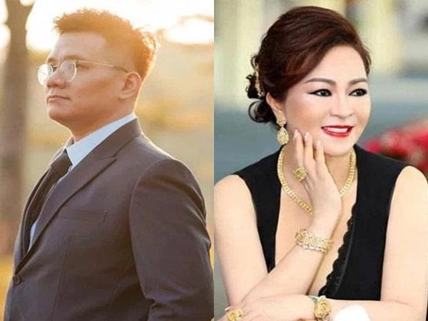 """Trước khi bị bắt, """"cậu IT"""" Nhâm Hoàng Khang từng vướng vào hàng loạt lùm xùm liên quan nghệ sĩ và nữ doanh nhân Đại Nam"""