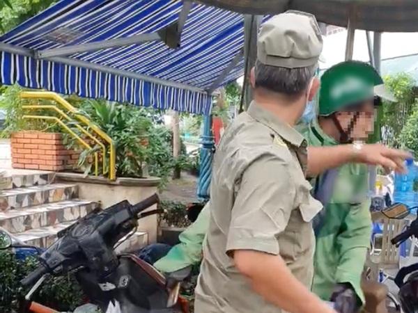 Vụ tài xế xe ôm công nghệ bị bảo vệ dân phố đánh: Bảo vệ đã viết tường trình và xin lỗi