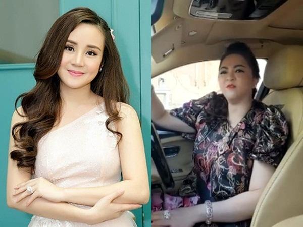 Vy Oanh 'tố ngược' bà Phương Hằng chỉ biết 'lên xe chửi ngày ngày qua tháng nọ' nhưng không dám gọi thẳng tên cô