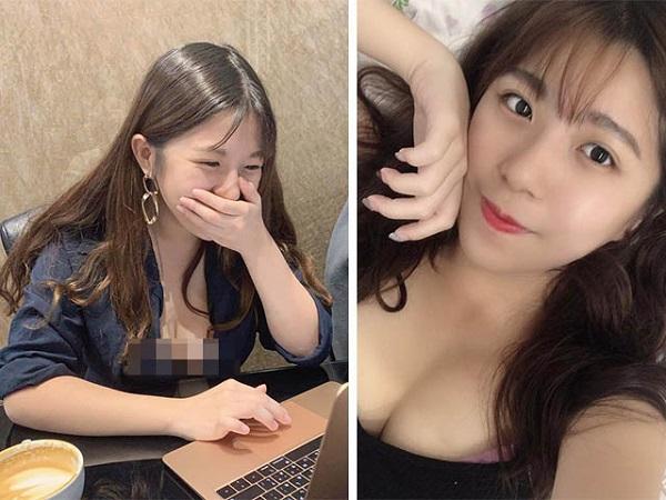 Vô tình bị chụp lén, nữ thư ký bất ngờ nổi tiếng trên mạng bởi vì sở hữu vòng 1 'CỰC PHẨM'
