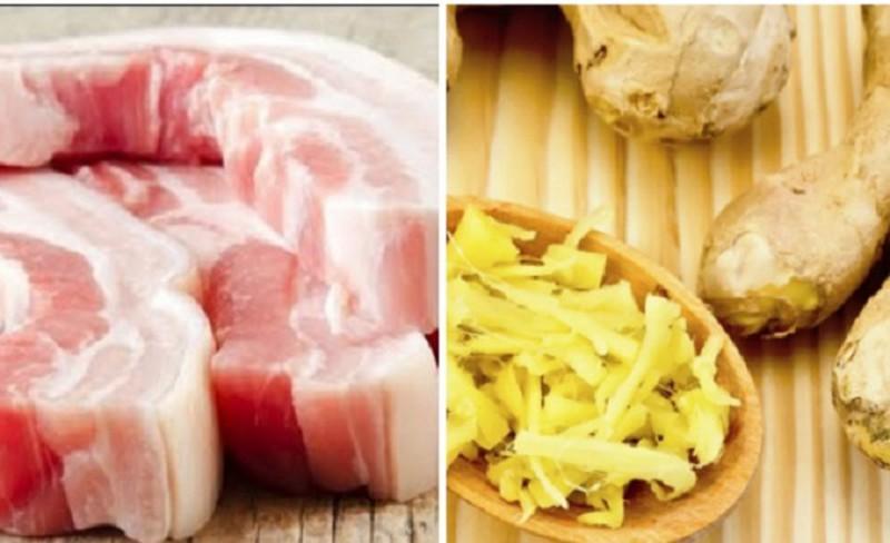 Khi ăn thịt lợn lưu ý không nên kết hợp với những thực phẩm này - Ảnh 1
