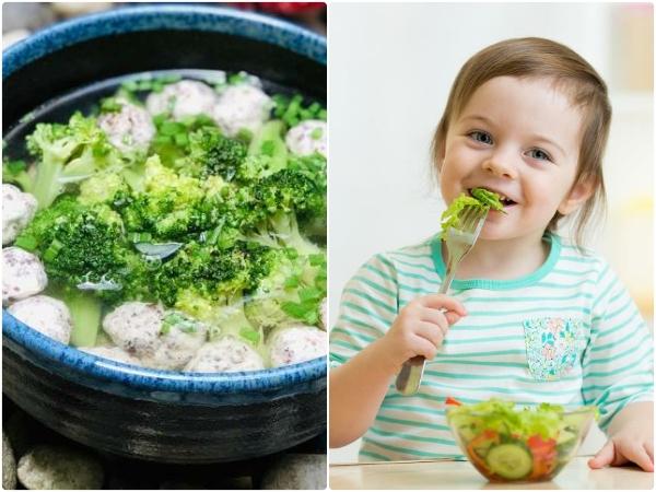 Con ghét ăn rau thì mẹ hãy nấu ngay món canh bổ dưỡng này, đảm bảo ngon miệng không cần đút con cũng tự động ăn hết