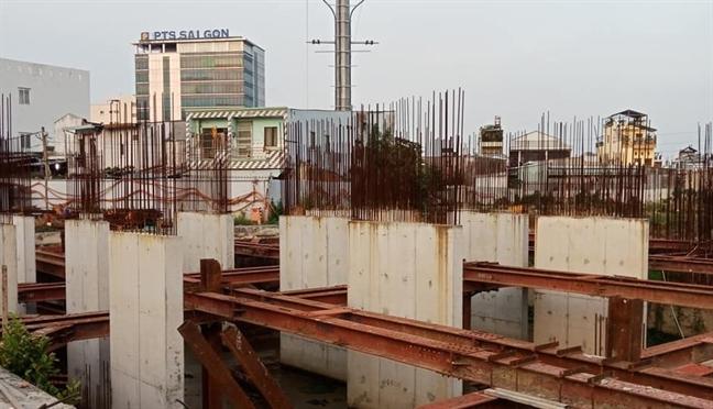 Hàng trăm dự án bất động sản ở TP.HCM cận kề cái chết - Ảnh 5