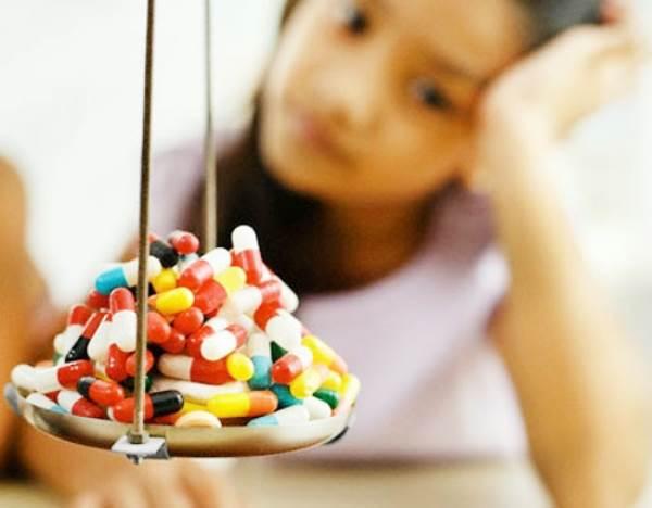 Trẻ em dùng nhiều kháng sinh dễ mắc tiểu đường - Ảnh 1