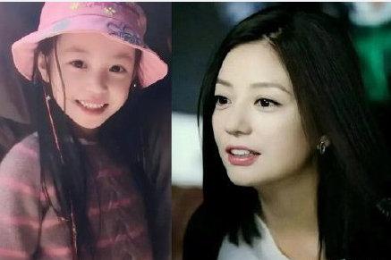Con gái Triệu Vy gây chú ý nhờ ngoại hình ra dáng thiếu nữ khi bước sang tuổi 11