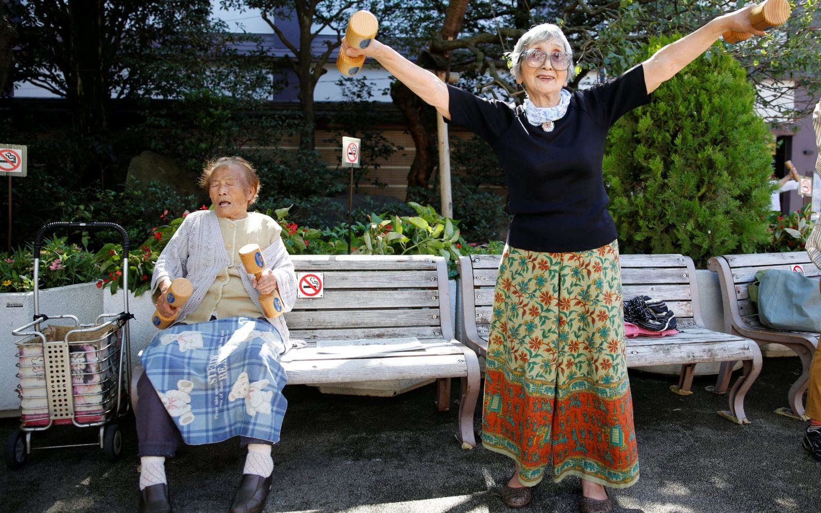 Người Nhật sống thọ hoá ra cũng nhờ vào thói quen mà nhiều quốc gia khác không thích, nhìn vào lợi ích có lẽ chúng ta phải nghĩ lại