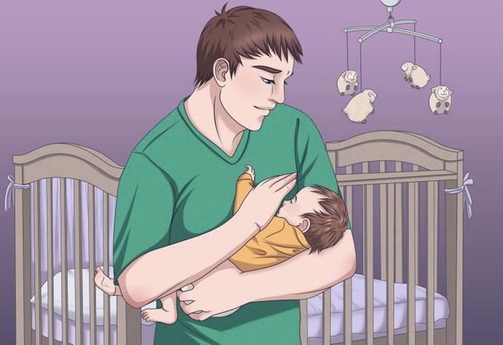 Với 4 kỹ thuật đơn giản, con sẽ đi vào giấc ngủ sau vài giây mà bố mẹ không cần mất công dỗ dành
