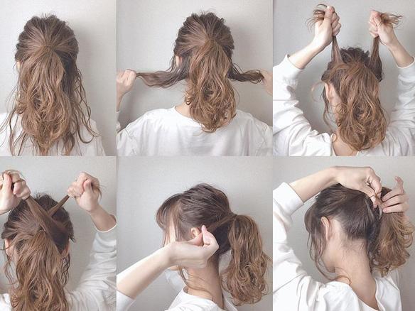 5 kiểu tóc cực xinh lại chỉ mất 1-2 phút thực hiện: Kiểu diện băng đô rửa mặt giống Ngọc Trinh vậy mà xịn nhất